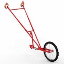 Manual ciclo-enxada Terrateck 1 roda