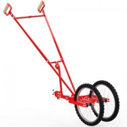 Ciclo-enxada manual 2 rodas Terrateck