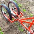 Ciclo-azada manual Terrateck 2 ruedas