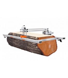 Aserradero Portátil Big Mill carril guía 167 cm