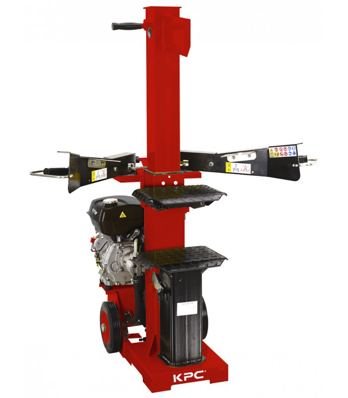 Astilladora de gasolina 10 toneladas - SmartMapa