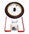 Manual ciclo-enxada Terrateck duas rodas