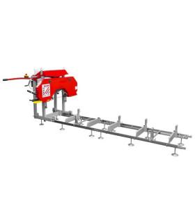 Aserradero de cinta eléctrico 2,2 kW BBS350 Holzmann
