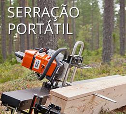 Serração  portátil
